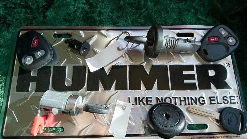 HUMMERBOX vous offre son Dépôt/Vente pour toutes vos pièces et accessoires Hummer 16708510