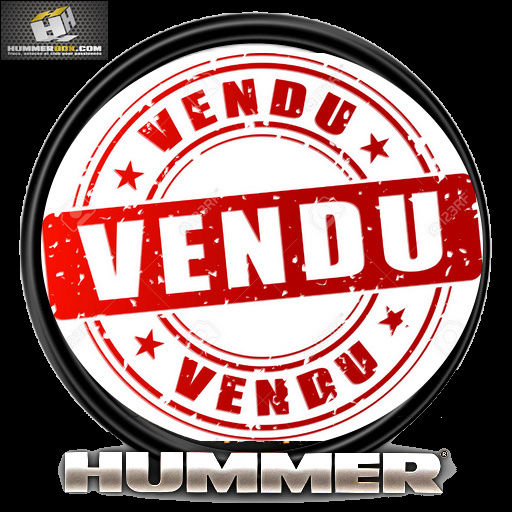 hummer h3 full options VENDU Vendu10