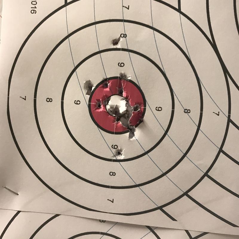 Dampa ou bullseye sur Diana 350 magnum avis Img_3510