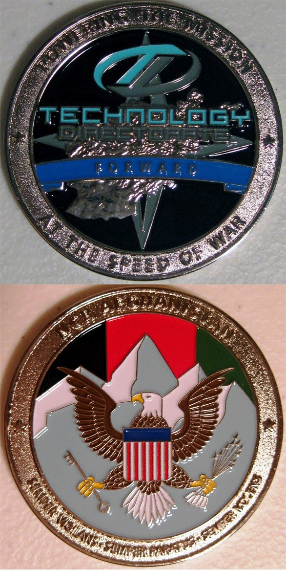 NCR Afghanistan Patch Coins_10