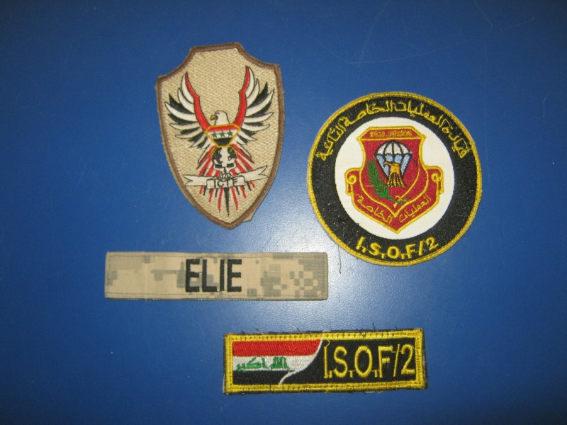 ISOF and ICTF patches Kgrhqz11