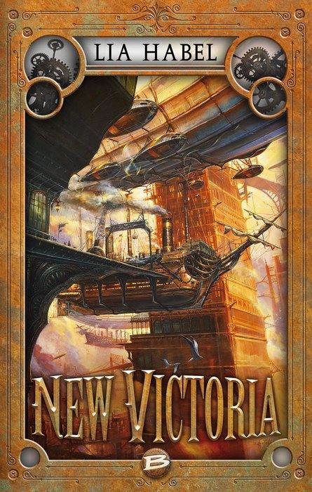 HABEL Lia - NEW VICTORIA - Tome 1 : New Victoria  1208-v11