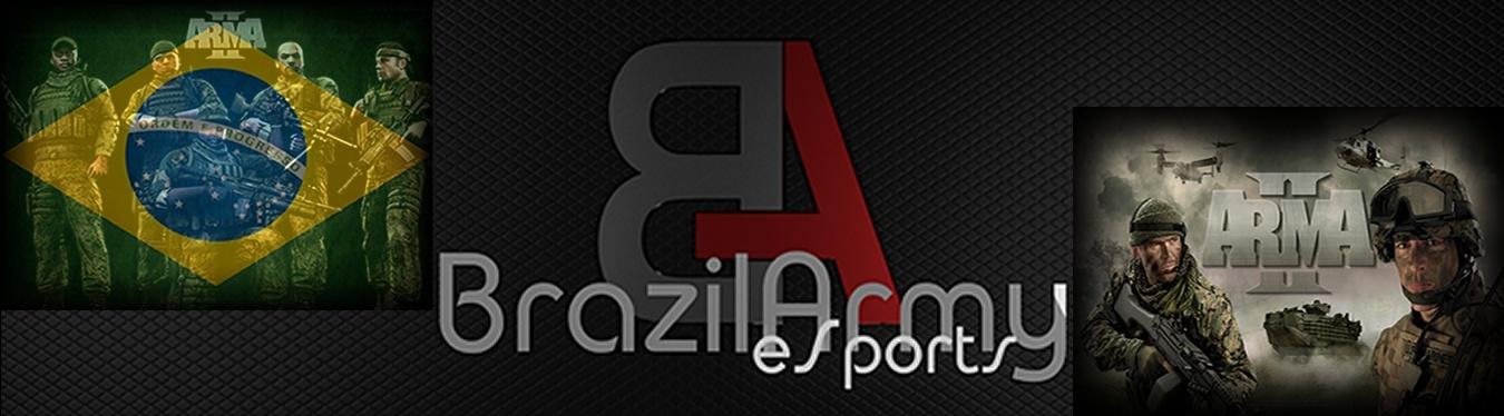 Brazil Army eSports - CLAN ARMA II