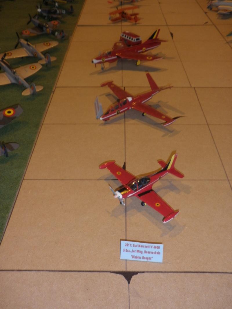 Histoire de l'Aviation Militaire Belge de 1910 à nos jours. 17310
