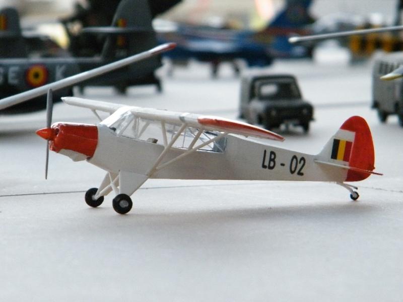 Histoire de l'Aviation Militaire Belge de 1910 à nos jours. 2010_011