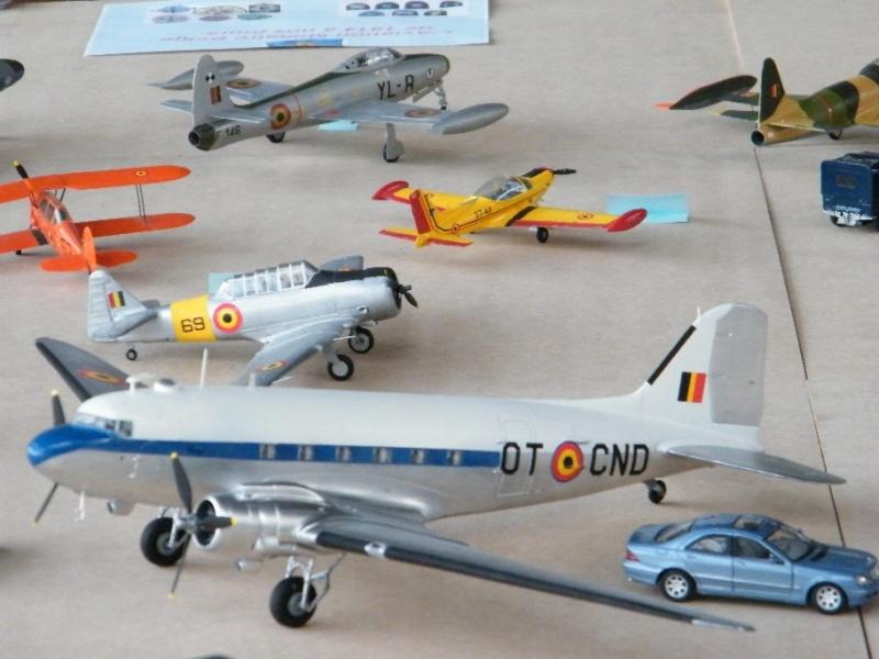 Histoire de l'Aviation Militaire Belge de 1910 à nos jours. 2010_013