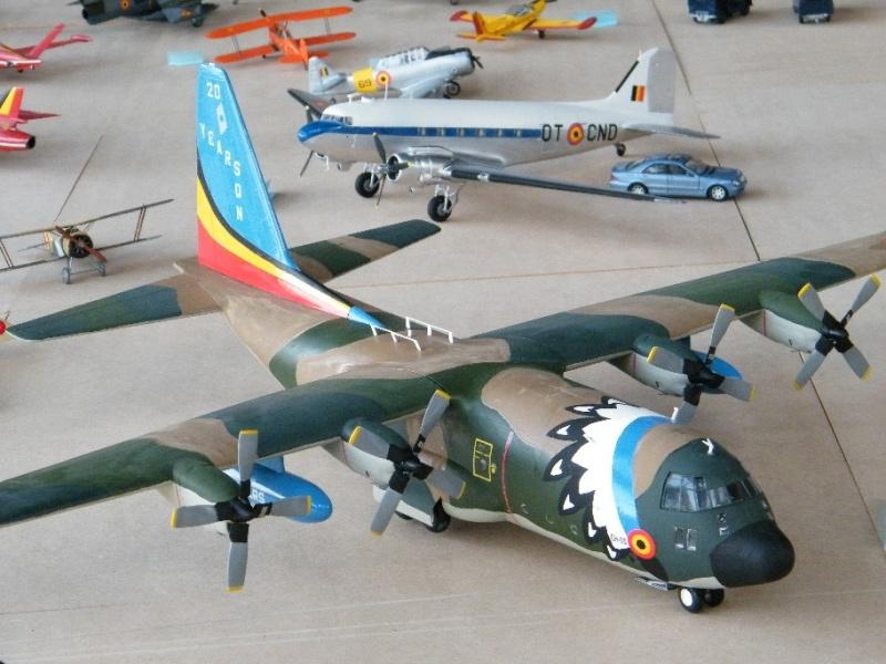 Histoire de l'Aviation Militaire Belge de 1910 à nos jours. 2010_014