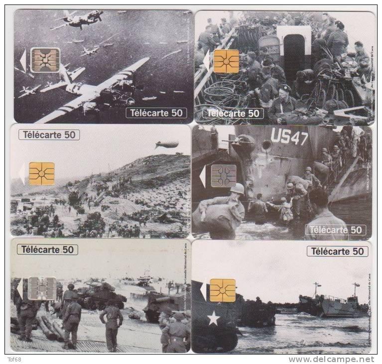 6 juin 1944, Bataille de Normandie et Libération. 441_0010