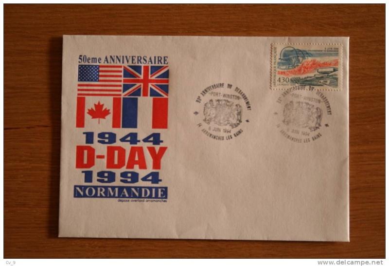 6 juin 1944, Bataille de Normandie et Libération. 747_0010