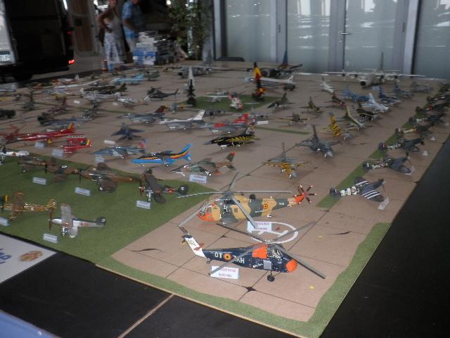 Histoire de l'Aviation Militaire Belge de 1910 à nos jours. P8170010