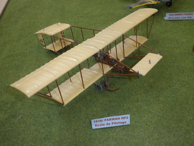 Histoire de l'Aviation Militaire Belge de 1910 à nos jours. P8190010