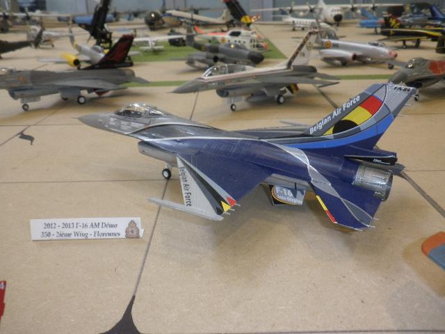 Histoire de l'Aviation Militaire Belge de 1910 à nos jours. P8190011