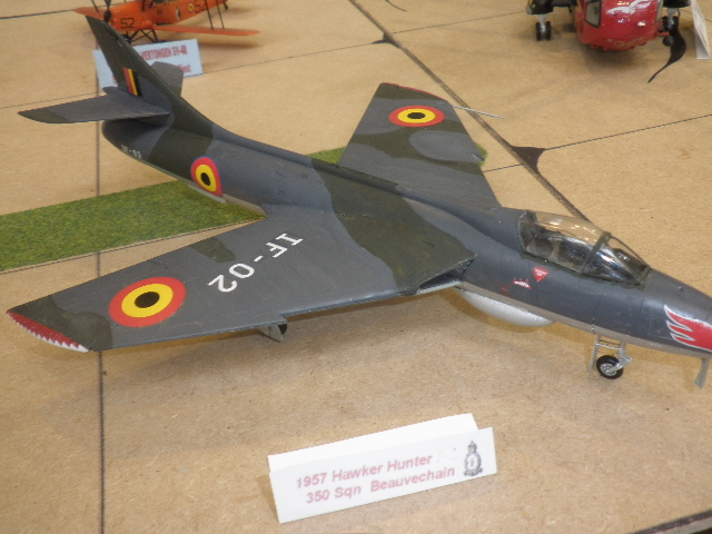Histoire de l'Aviation Militaire Belge de 1910 à nos jours. P8190119