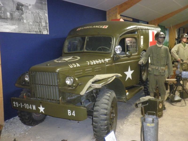 Les véhicules du 6 juin 1944 et de la Libération. - Page 2 P8220314