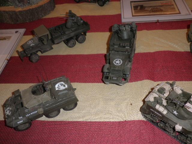 Les véhicules du 6 juin 1944 et de la Libération. P9220012