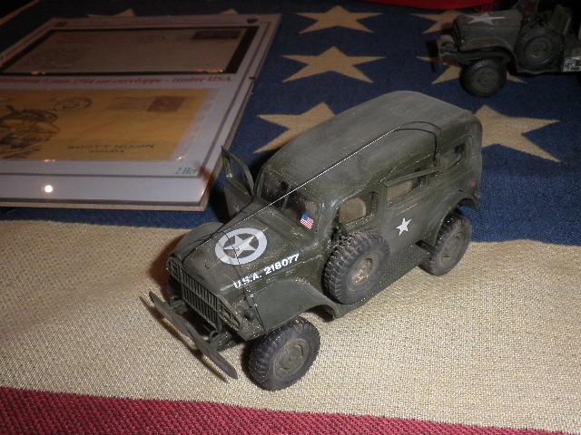 Les véhicules du 6 juin 1944 et de la Libération. P9220014