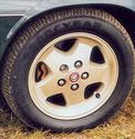 Post-it jantes d'origine Jaguar XJS Jantes16