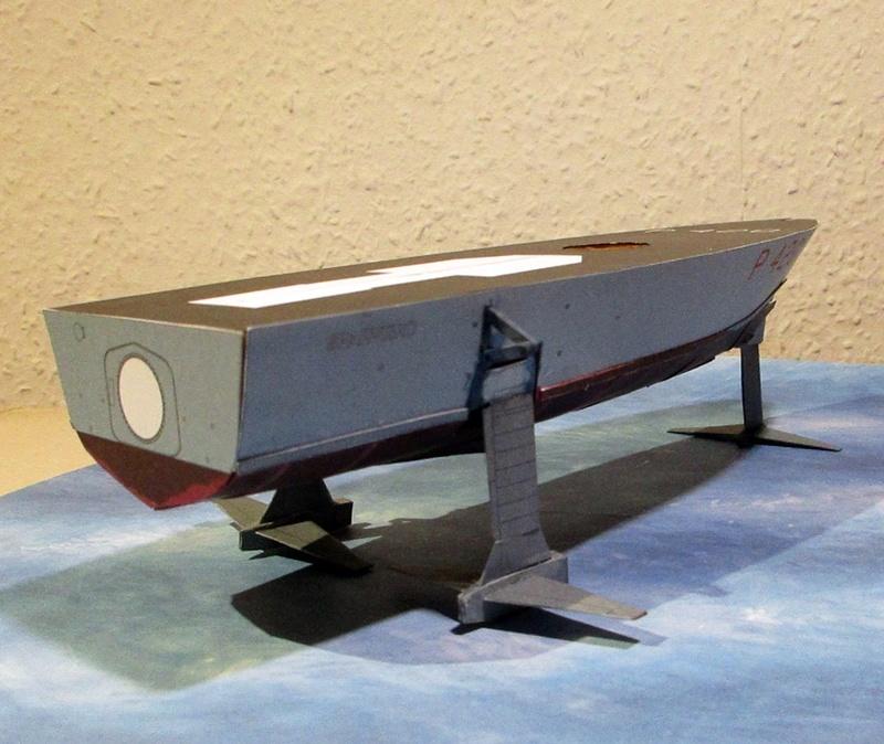 Sparviero P420, GPM, 1/100 gebaut von Helmut D. Sparvi15