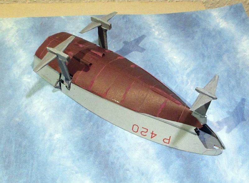Sparviero P420, GPM, 1/100 gebaut von Helmut D. Sparvi16