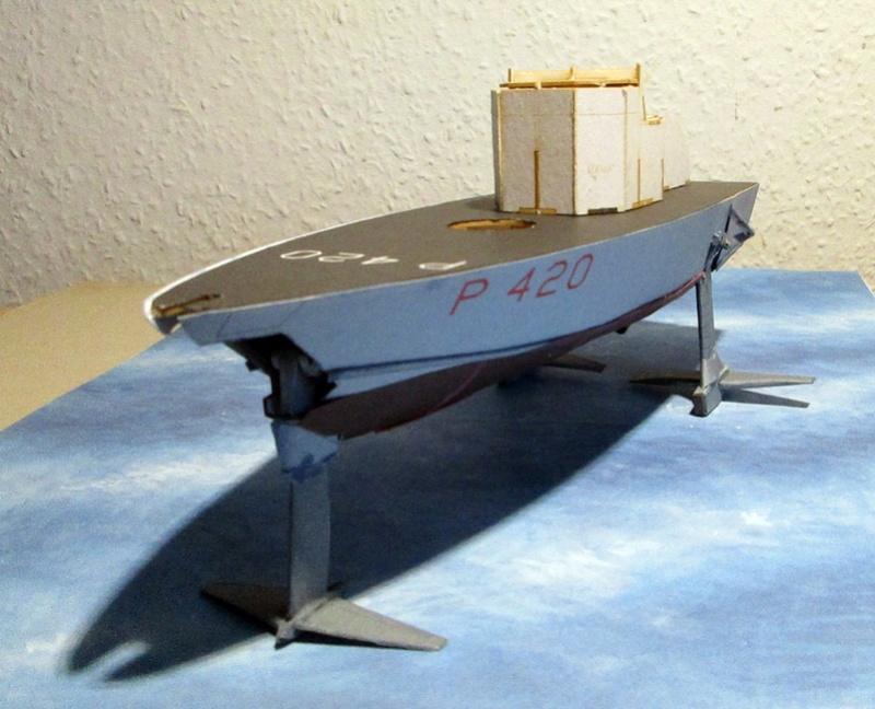 Sparviero P420, GPM, 1/100 gebaut von Helmut D. Sparvi18