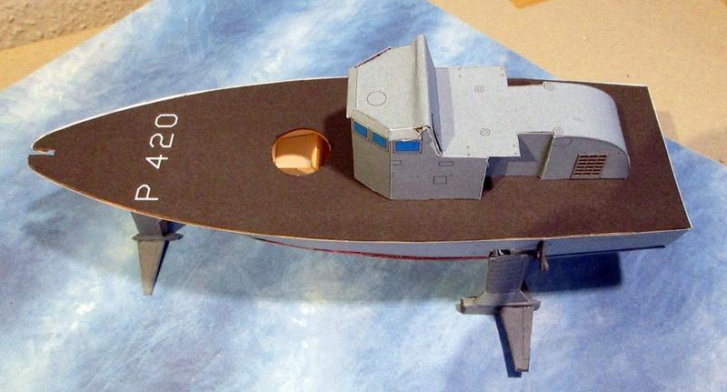 Sparviero P420, GPM, 1/100 gebaut von Helmut D. Sparvi21