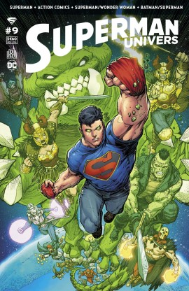 Superman Univers 9 novembre 2016 Superm10