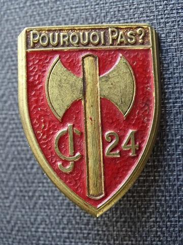 groupement - INSIGNE DU GROUPEMENT N°24 Cjf_2411