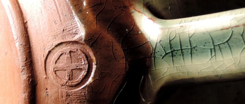 Lou Groves & Margaret Leach, Taena Pottery, Cotswolds Dscn6618