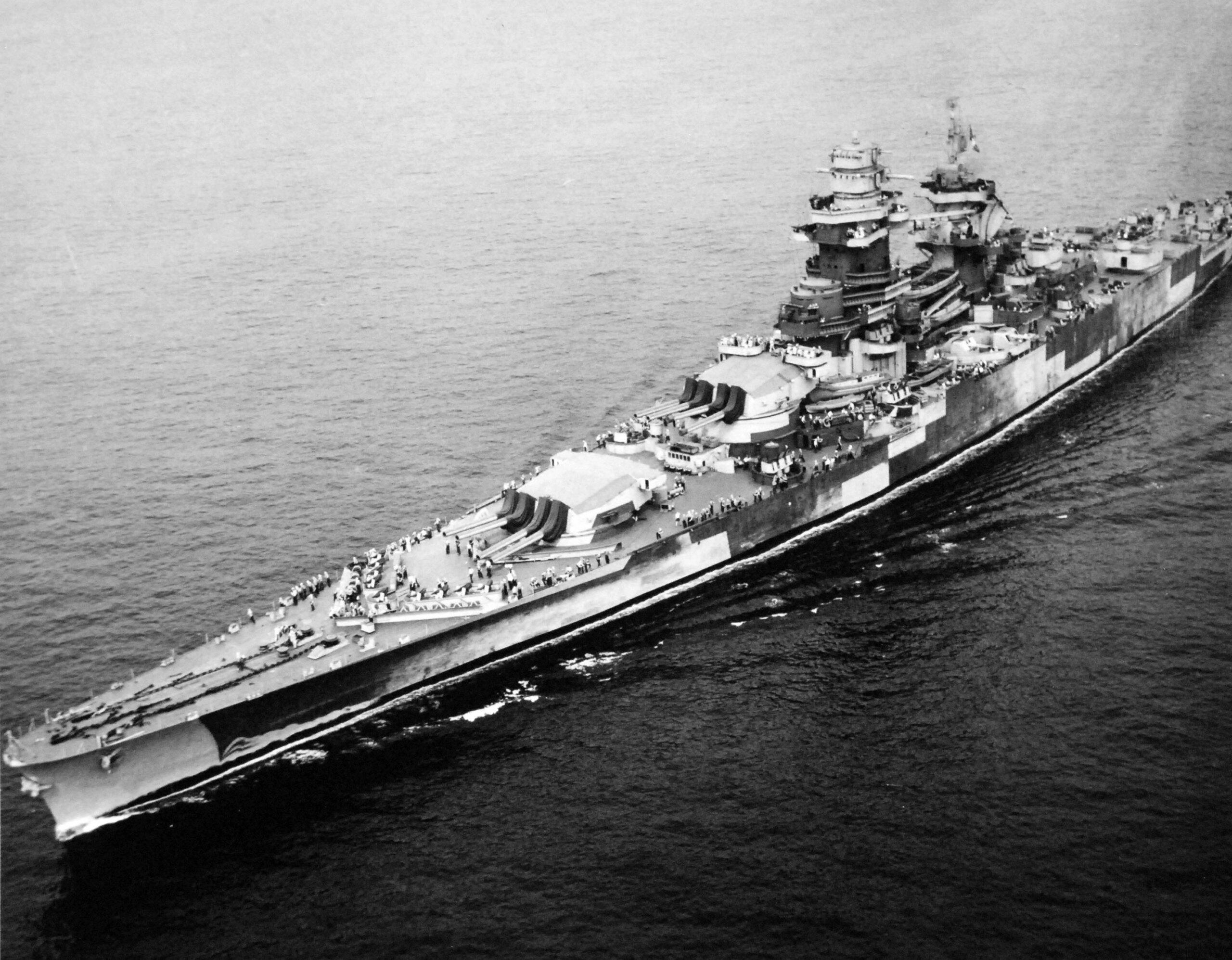French Battle ship Richelieu 1943  (1/700°) par Alexander47 01fbin10