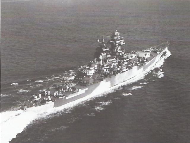 French Battle ship Richelieu 1943  (1/700°) par Alexander47 29291610