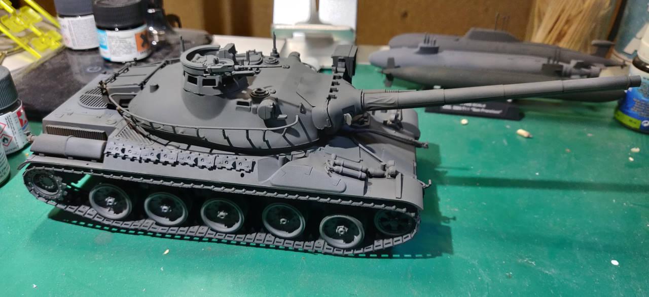 [Montage] AMX-30/105 Heller 1/35 Amx30_10