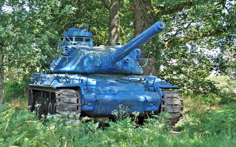 [Montage] AMX-30/105 Heller 1/35 - Page 3 Amx30_37
