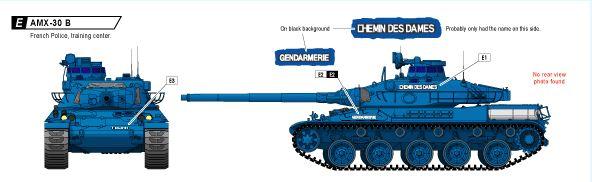 [Montage] AMX-30/105 Heller 1/35 - Page 3 Amx30g10