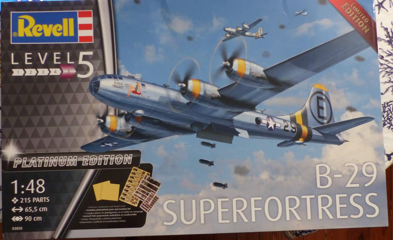 B-29 Superfortress 1/48 Platinum Edition B29_210