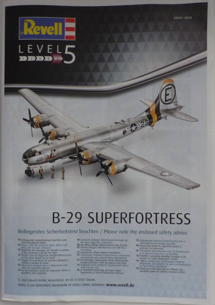 B-29 Superfortress 1/48 Platinum Edition B29_610