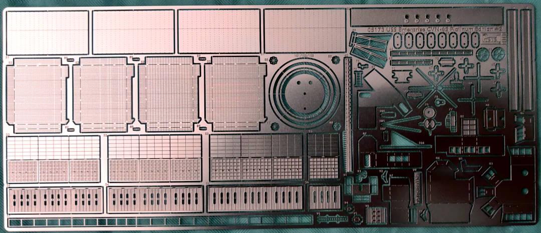 USS Enterprise (CVN-65) 1/400 PLATINUM Edition Cvan-688