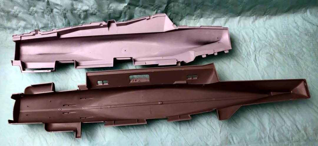 USS Enterprise (CVN-65) 1/400 PLATINUM Edition Cvan-699
