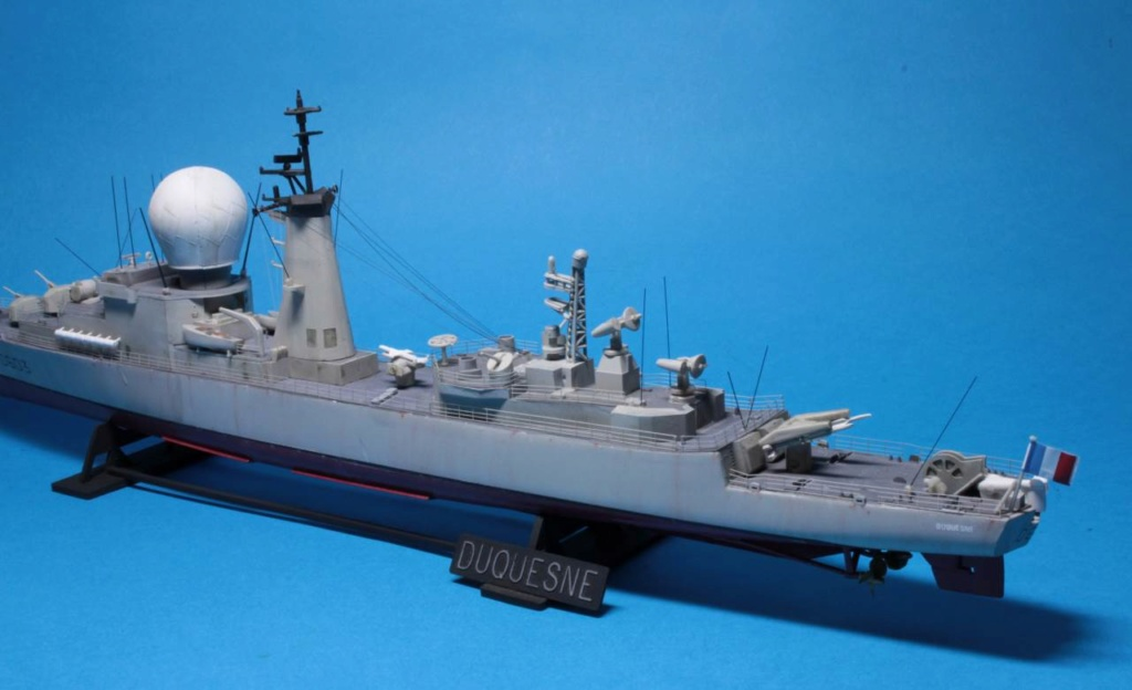 USS North Carolina BB55 sans PE, sans rien, pur from the box :) D603_421