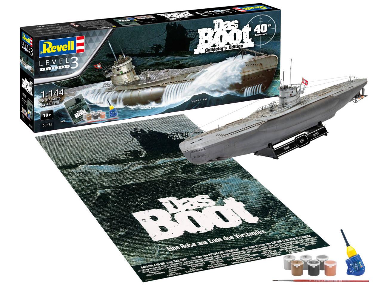 Das Boot U-Boot Typ VII C Dasboo12