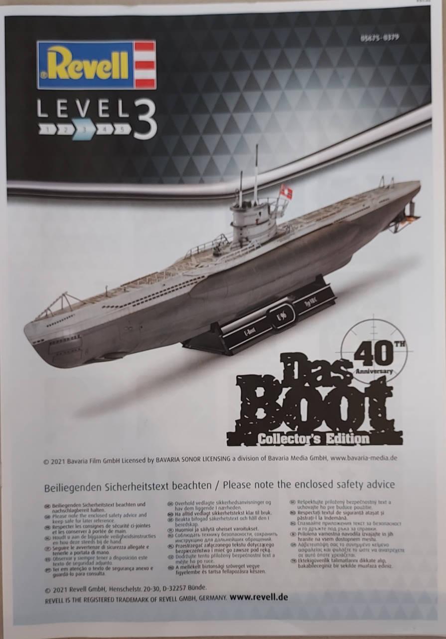 Das Boot U-Boot Typ VII C Dasboo13