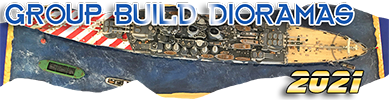 GROUP BUILD 2021 DIORAMAS & EPAVES Gbdior11