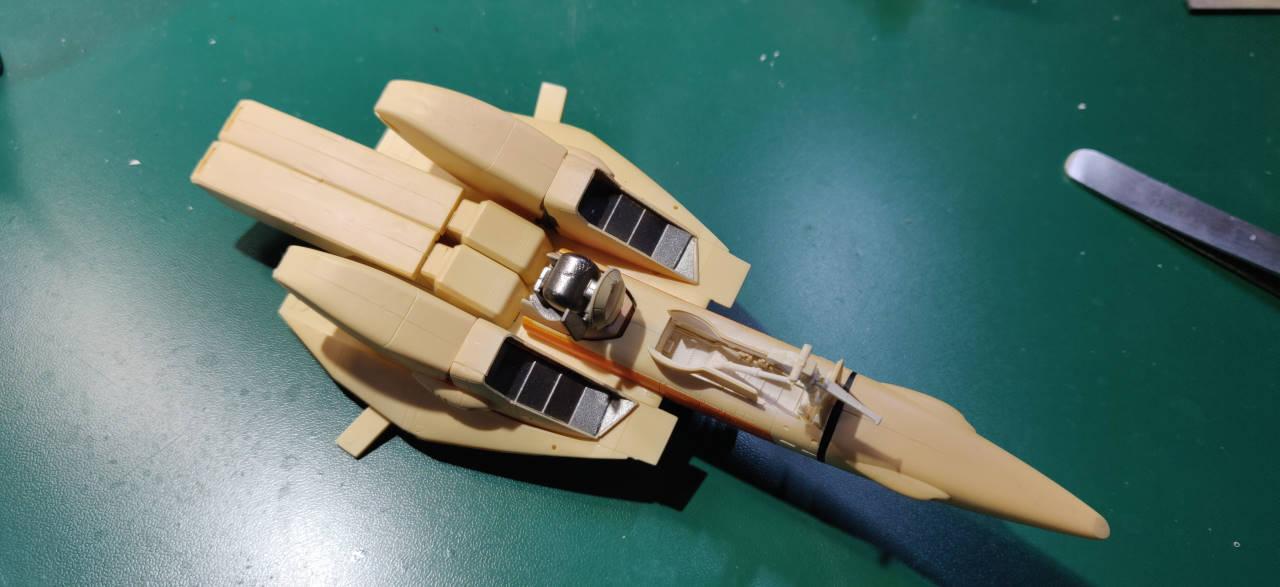 VT-1 Super Ostrich [1/72] Hasegawa Img_2050