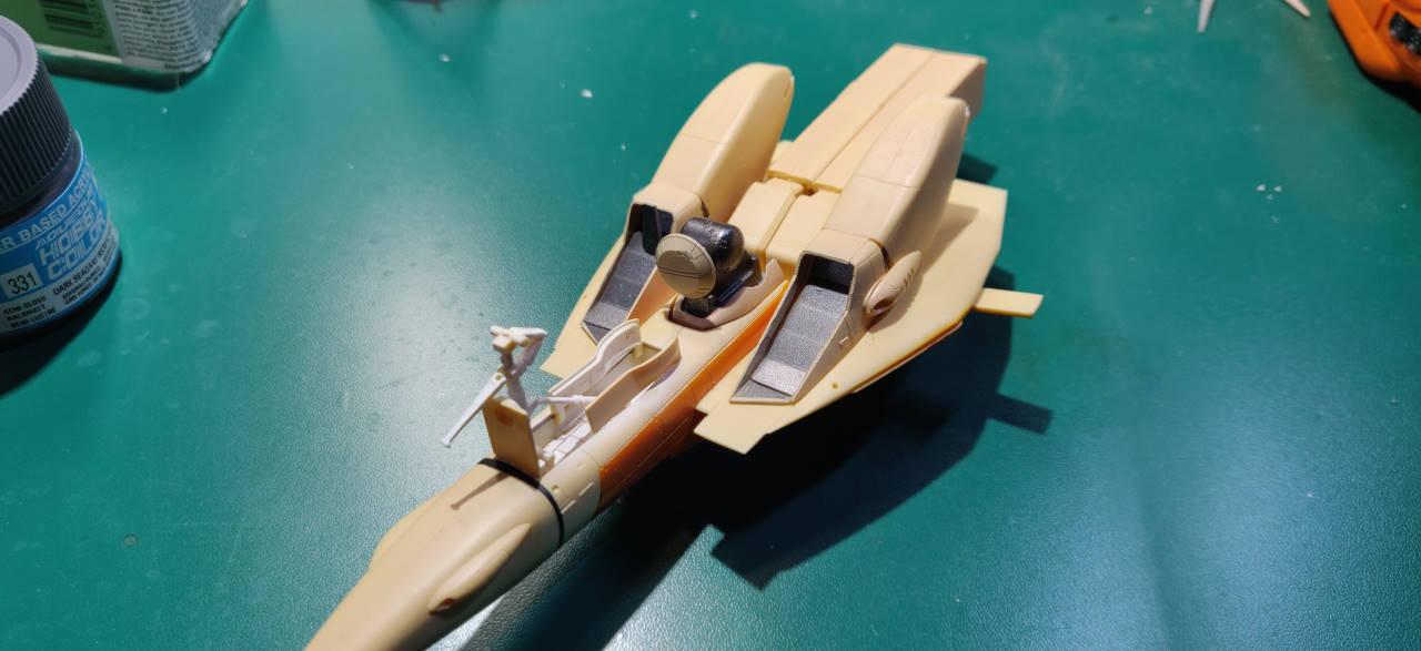 VT-1 Super Ostrich [1/72] Hasegawa Img_2051