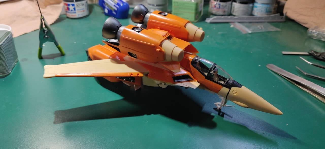 VT-1 Super Ostrich [1/72] Hasegawa Img_2052