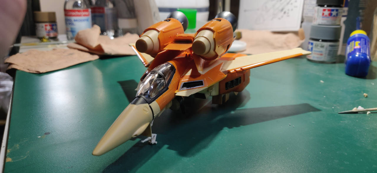 VT-1 Super Ostrich [1/72] Hasegawa Img_2053