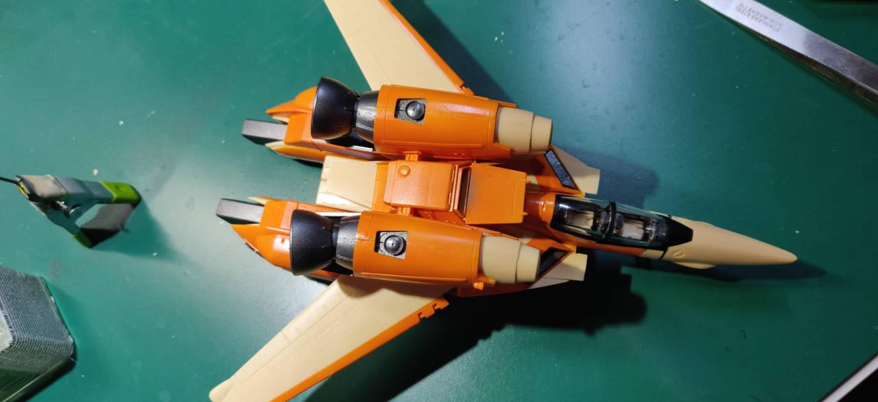 VT-1 Super Ostrich [1/72] Hasegawa Img_2054