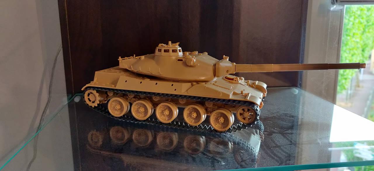 [Montage] AMX-30/105 Heller 1/35 Img_2104