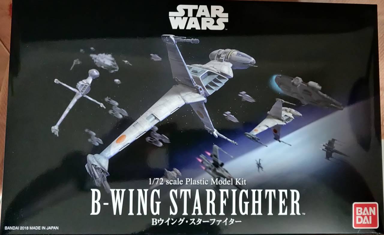 B-Wing Starfighter | 1:72 Img_2120