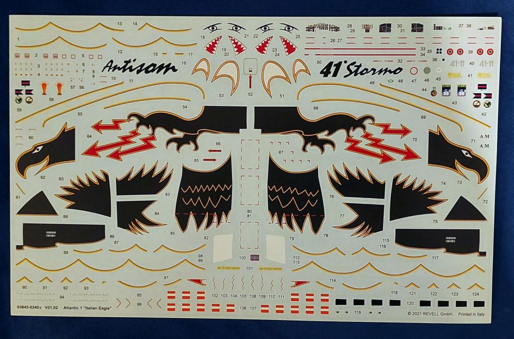 """Breguet Atlantic 1 """"Italian Eagle"""" Italia12"""