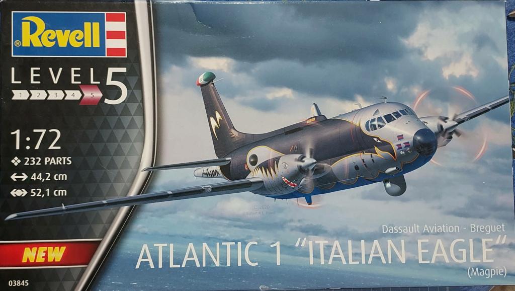 """Breguet Atlantic 1 """"Italian Eagle"""" Italia16"""